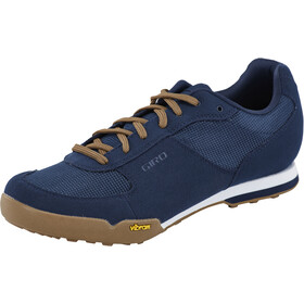 Giro Rumble VR Sko Herrer, dress blue/gum